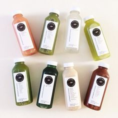Pressed Juicery Cold-Pressed Juice Cleanse
