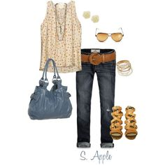 Love this!, created by sapple324 on Polyvore