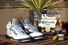 Corona jordans ;-)