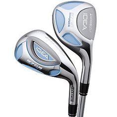 Adams Golf A7OS Max Irons, Set of 8