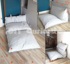 Coussin de sol pliable lounge-Déco récup-DIY-LittleCuriosité
