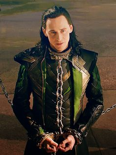 Loki -Tom Hiddleston