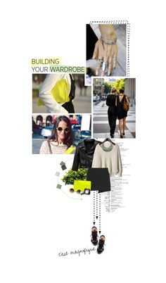 """""""building your wardrobe"""" by summerbreeze85 ❤ liked on Polyvore"""