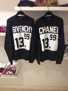 SWEATERS: http://www.glamzelle.com/collections/whats-glam-new-arrivals/products/chanelesque-13-99-plustax-sweater-2-colors-available