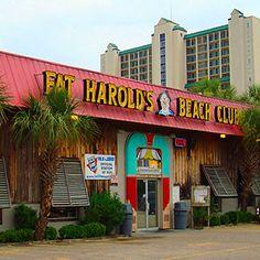 Shagging at Fat Harold's Beach Club~North Myrtle Beach ,South Carolina Myrtle Beach Nightlife, North Myrtle Beach, Beach Fun, Beach Trip, Beach Condo, Beach House, Carolina Beach, South Carolina, Myrtle Beach Things To Do
