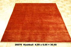 Kashkuli, 4-9 x 6-5 by A Rug For All Reasons   In Kashkuli rug (or Qashguli) the richness and depth of the color was derived from natural dyes and handspun wool that shimmers because of the variation in the way the dyes were absorbed into the wool fibers. These rugs are becoming very rare because they are no longer being imported into the United States.