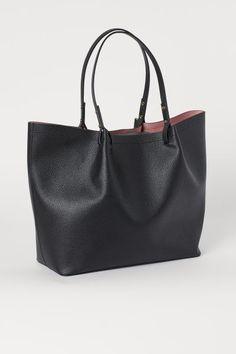 Shopper - Black - | H&M US 2
