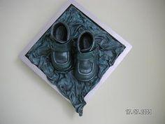 paverpol eerste schoentjes van Sambuel :-)