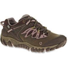 Merrell All Out Blaze Low Waterproof Hiking Boots - Women's