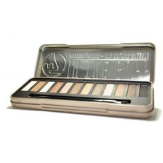 In The Buff Eye Colour Palette