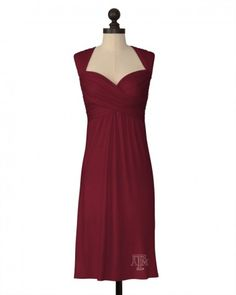 Aggie dress