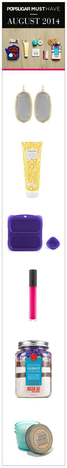 POPSUGAR Must Have Box — August 2014.