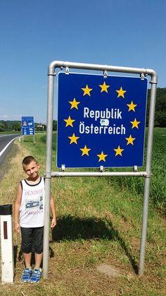 Ausztria határában