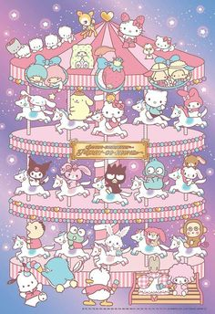 Source: ptwo.com.tw via google image. My Melody Wallpaper, Sanrio Wallpaper, Hello Kitty Wallpaper, Kawaii Wallpaper, Hello Kitty Art, Hello Kitty My Melody, Little Twin Stars, Sanrio Characters, Cute Characters
