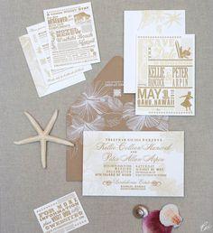 CeciStyle V31: Kellie and Peter's Hawaiian Wedding