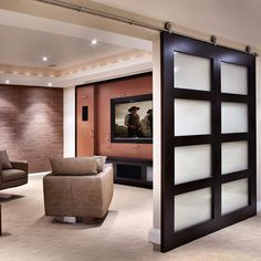Rolling Doors Design, Pictures, Remodel, Decor and Ideas