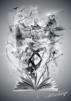 Shadowhunters Chronicles by Martange.deviantart.com on @deviantART