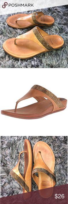c93b2ff1a FIT FLOP | Banda Flat Sandal Flip Flops 8 Follow on Instagram  @Soulful_Chic_Finds FITFLOP Sandals