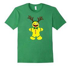 Men's Emoji Christmas T Shirt Gingerbread Man Reindeer To... https://www.amazon.com/dp/B01LY32R0J/ref=cm_sw_r_pi_dp_x_E0seybB2N3253