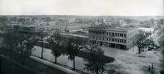 View of downtown Quitman, Ga.