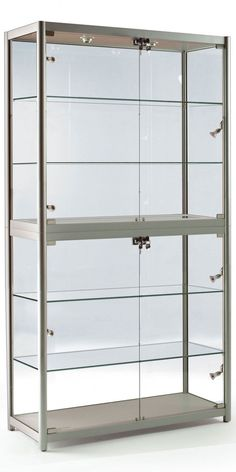 FG-1000 Portable display Cabinet