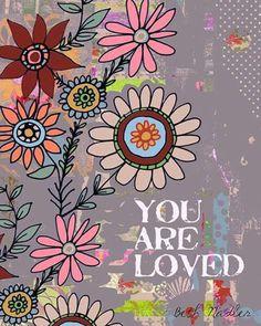 Tú eres amado♡