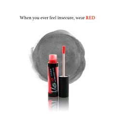 When your ever feel insecure, wear RED.  www.ikatehouse.com #ikatehouse #makeup #beauty #fashion #beautyproducts #cheap #lagirls #lipgloss #cosmetics #lips #musthaves #new #season