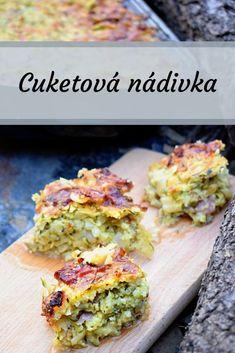 Cuketová nádivka z pekáče » MlsnáVařečka.cz Cereal, Breakfast, Morning Coffee, Breakfast Cereal, Corn Flakes