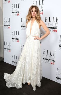 See What Karlie Kloss, Bella Hadid and More Wore to ELLE UK's Style Awards