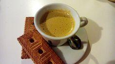 Crema Zabaione (Sabayón) al café Crema zabaione al caffè