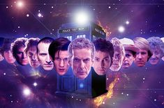 """39 Things You Probably Didn't Know About """"Doctor Who""""..>Mind blown - The Weeping Angels are played by actresses, not mere props...."""
