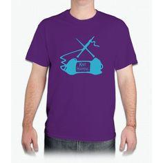 Knit Happens - Mens T-Shirt