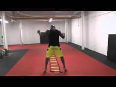 Ladder Drills for MMA Part 1 - YouTube