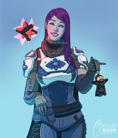 Character Bio, Character Concept, Titan Armor, Destiny Video Game, Destiny Comic, Destiny Hunter, Destiny Bungie, Female Armor, Anime Couples Drawings
