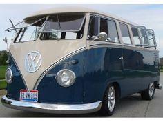 1961 VW Bus