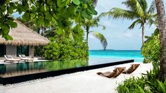 Cheval Blanc Island Villas Maldives