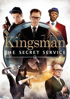 Kingsman : Services secrets (DVD) de Matthew Vaughn Avec Colin Firth, Samuel L. Jackson, Taron Egerton ... #Kingsman #DVD