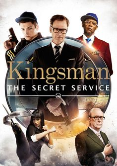COMING SOON - Availability: http://130.157.138.11/record=  Kingsman : The Secret Service. DVD