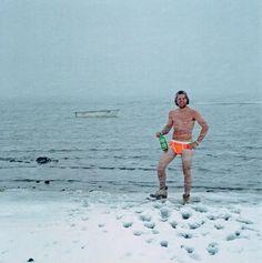 Winter underwear - Lake Tahoe