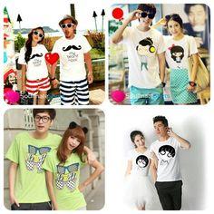 T Shirts For Women, Couples, Tops, Fashion, Moda, Shell Tops, Fasion, Fashion Illustrations, Couple
