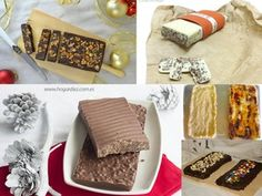 Imagen 1 My Recipes, Sweet Recipes, Cake Recipes, Chocolates, Deli Food, Spanish Dishes, Decadent Cakes, Marzipan, Confectionery