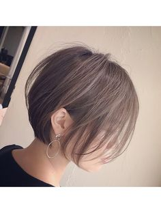 Asian Short Hair, Short Thin Hair, Short Hair With Layers, Short Hair Cuts, Bump Hairstyles, Tomboy Hairstyles, Pixie Haircut For Thick Hair, Haircuts For Medium Hair, Short Hair Makeup