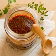 Spicy Smoke Sauce Recipe Condiments and Sauces with dried oregano, dried parsley, smoked paprika, cayenne pepper, Heinz Chili Sauce, olive oil, worcestershire sauce, liquid smoke, Sriracha, water, vegetable broth