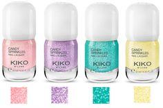 Smalti Kiko Candy Nails: Novità Online In Edizione Limitata Per La Primavera 2016 | Tutto Nail Art & Unghie