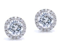 Diamond Earrings, Studs, Earring Jackets and Jewelry - Ascot Diamonds