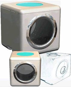 Washer/Dryer Combo for Dorm Room or Small Places.
