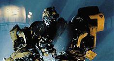 Bumblebee en la primera entrega de la saga #Transformers.
