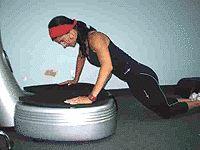 Entrenar con Power Plate!  http://sentirsebienenmovimiento.blogspot.com.ar/2014/05/nueva-tecnologia-de-entrenamiento-por.html