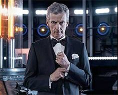 Capaldi Wins TV Personality of the Year   Doctor Who TV