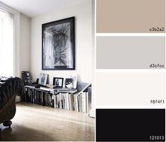 Color Palette for Living Room by 221Bbakerbabe